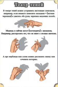 Пальчиковая игра