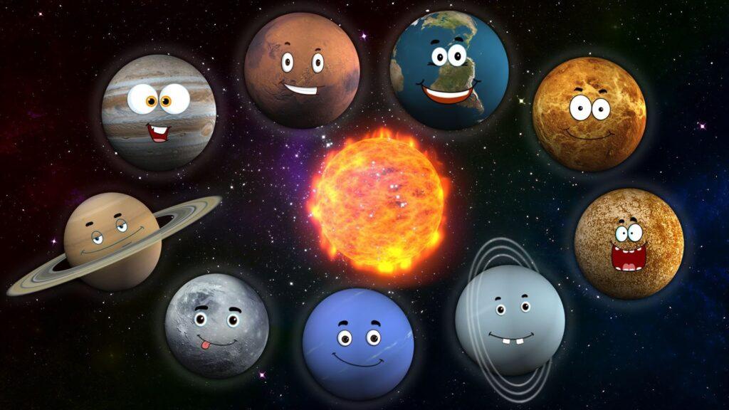 Викторина о космосе