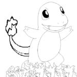 Картинки покемоны раскраски
